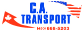 Transportation services for Specialized moving
